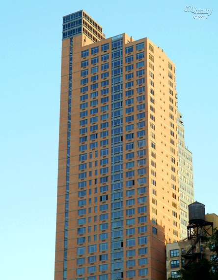 Ivy Tower - 350 West 43rd Street
