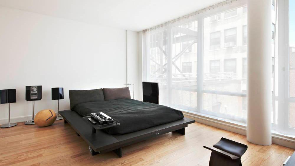 Bedroom, 133 West 22nd Street, Condo, Manhattan, NYC