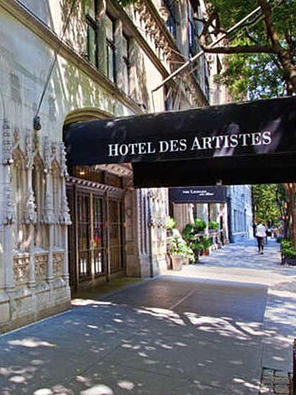 Hotel des Artistes, 1 West 67th Street