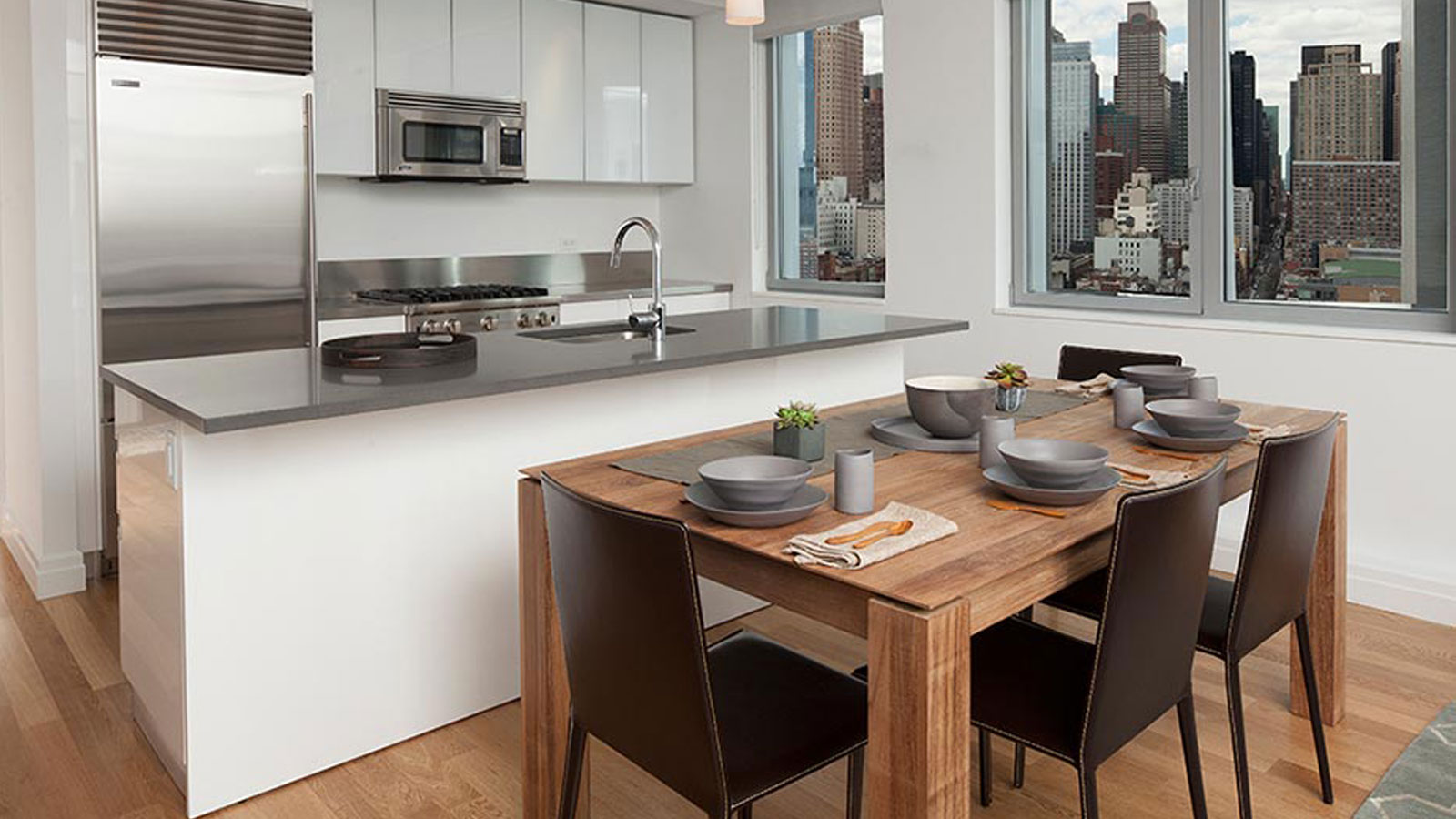 Instrata at Mercedes House, 554 West 54th Street