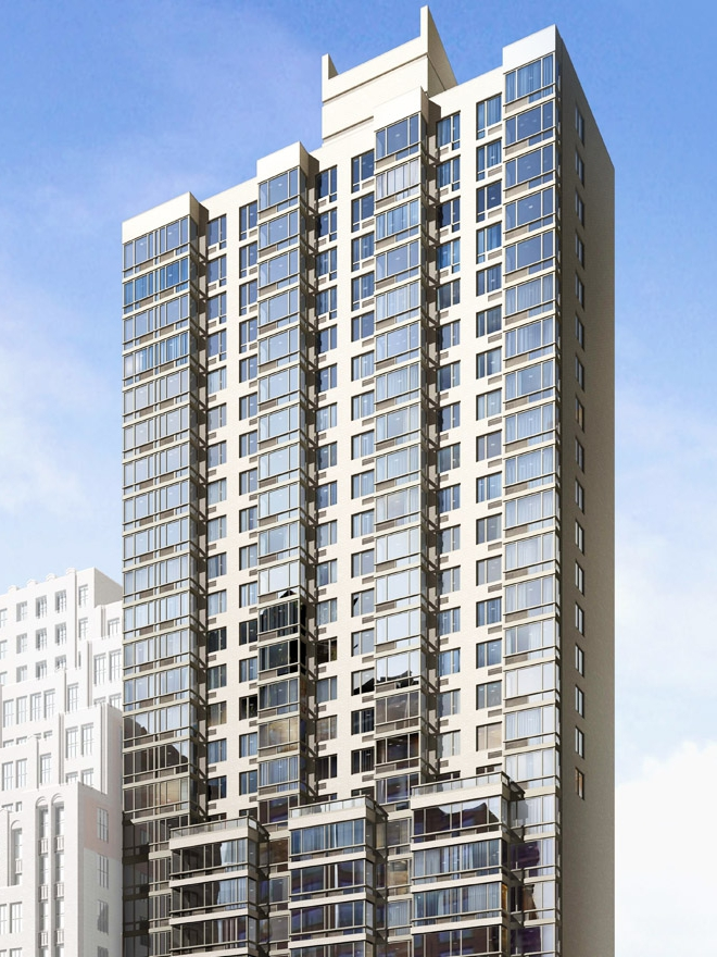 The Townsend, 350 West 37th Street
