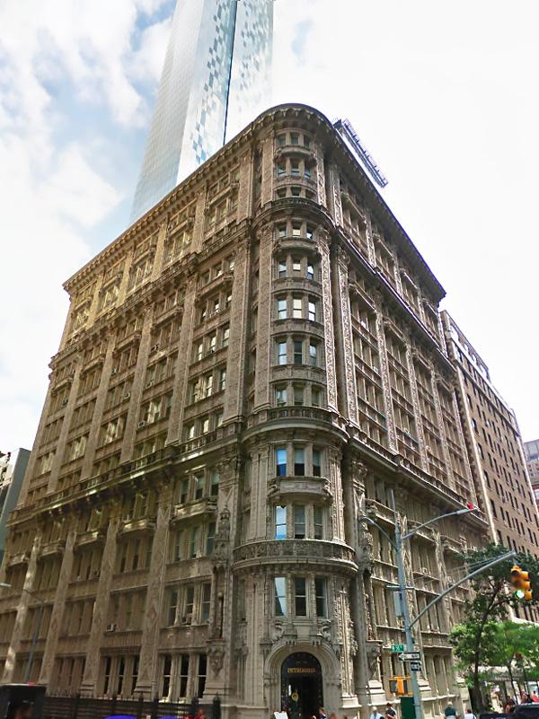 The Alwyn Court, 180 West 58th Street