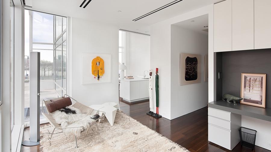 Interior, 165 Charles Street, Condo, Manhattan, NYC