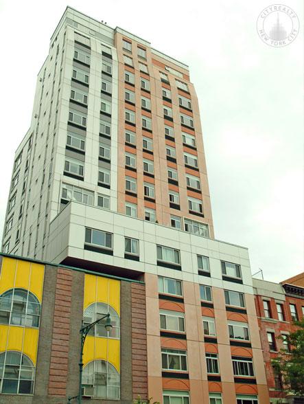 Graceline Court, 106 West 116th Street