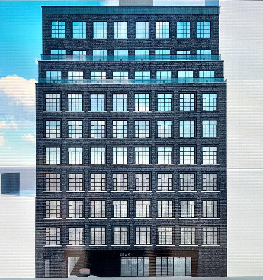 519 West 29th Street