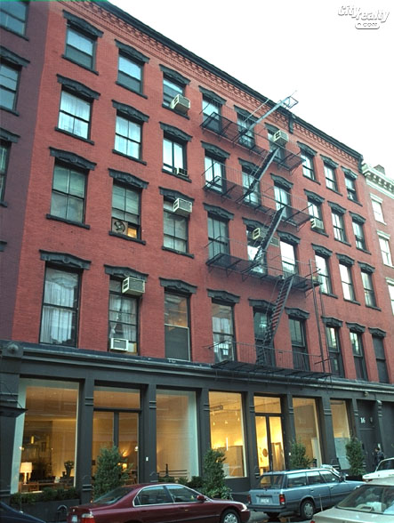 16 Crosby Street