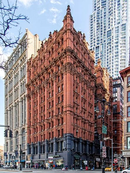 The Potter Building, 145 Nassau Street
