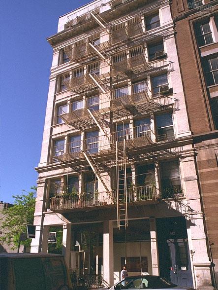 143 Prince Street
