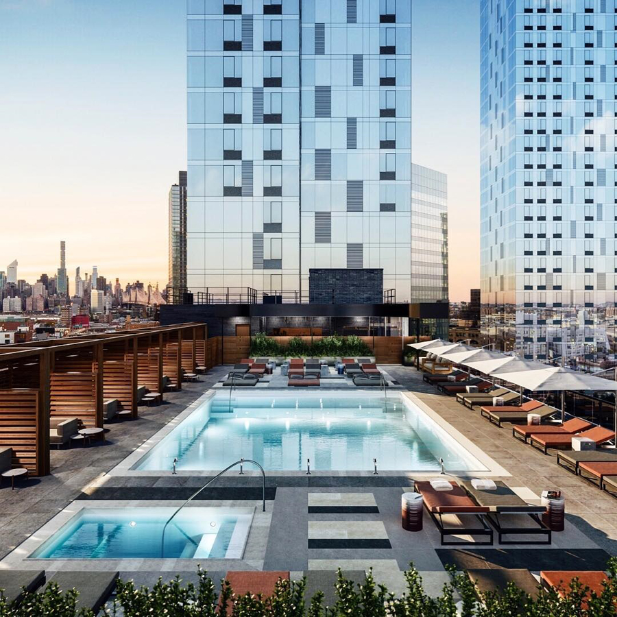 Apartments For Rent In Long Island: 2 Jackson Park, 28-30 Jackson Avenue, NYC