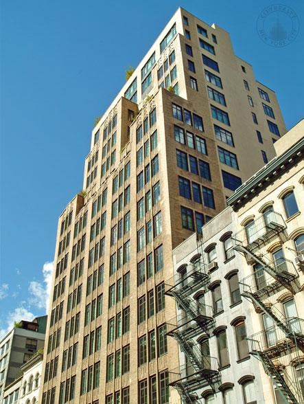 Artisan Lofts, 143 Reade Street