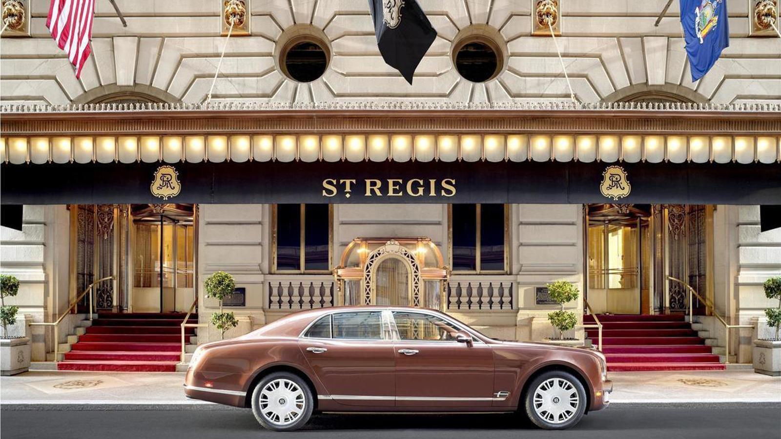 The St. Regis, 2 East 55th Street