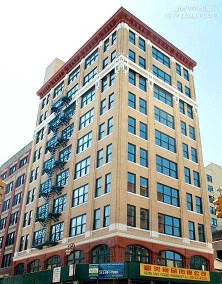 Solita Building, 161 Grand Street