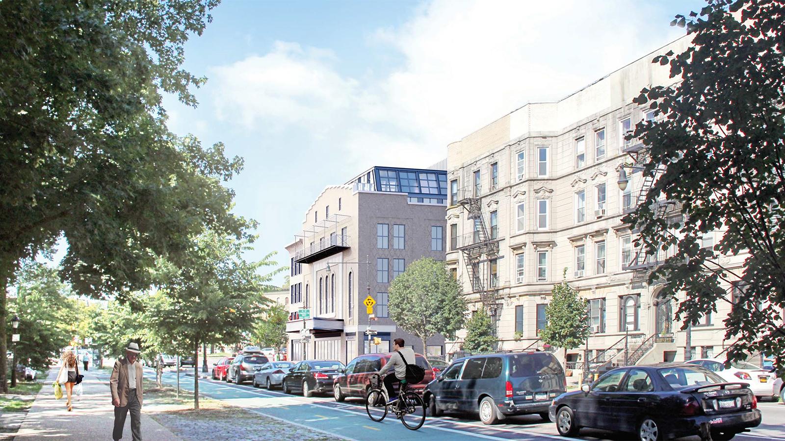 Pavilion Theater Apartments, 188 Prospect Park West