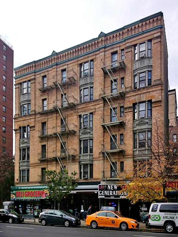 The Edinboro, 203 West 103rd Street