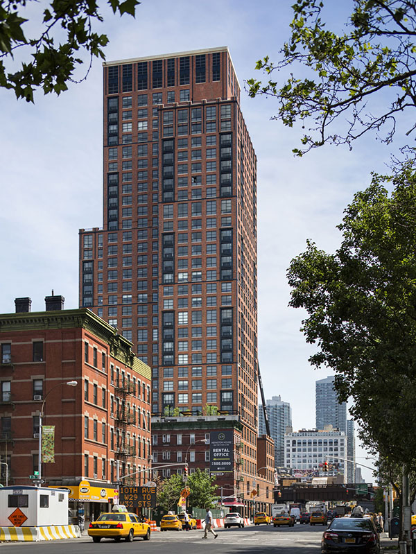 Abington House, 500 West 30th Street