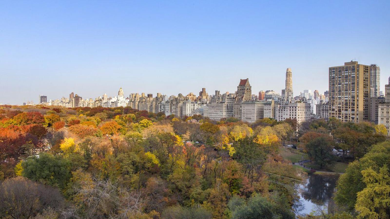 Trump Parc East, 100 Central Park South