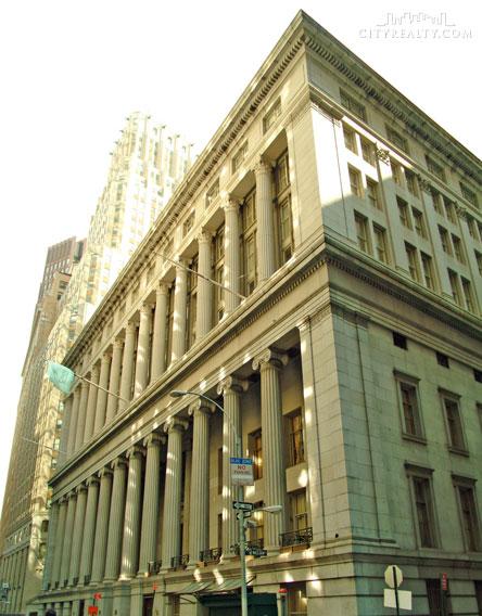 Cipriani Club Residences, 55 Wall Street