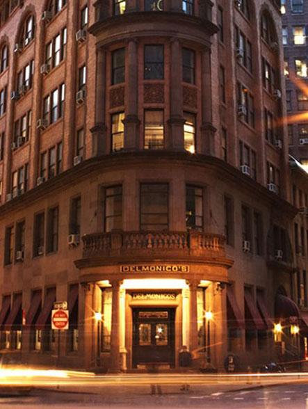 Delmonico's Building, 56 Beaver Street