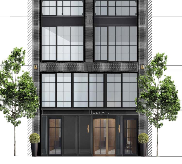 The Westerley, 441 West 37th Street