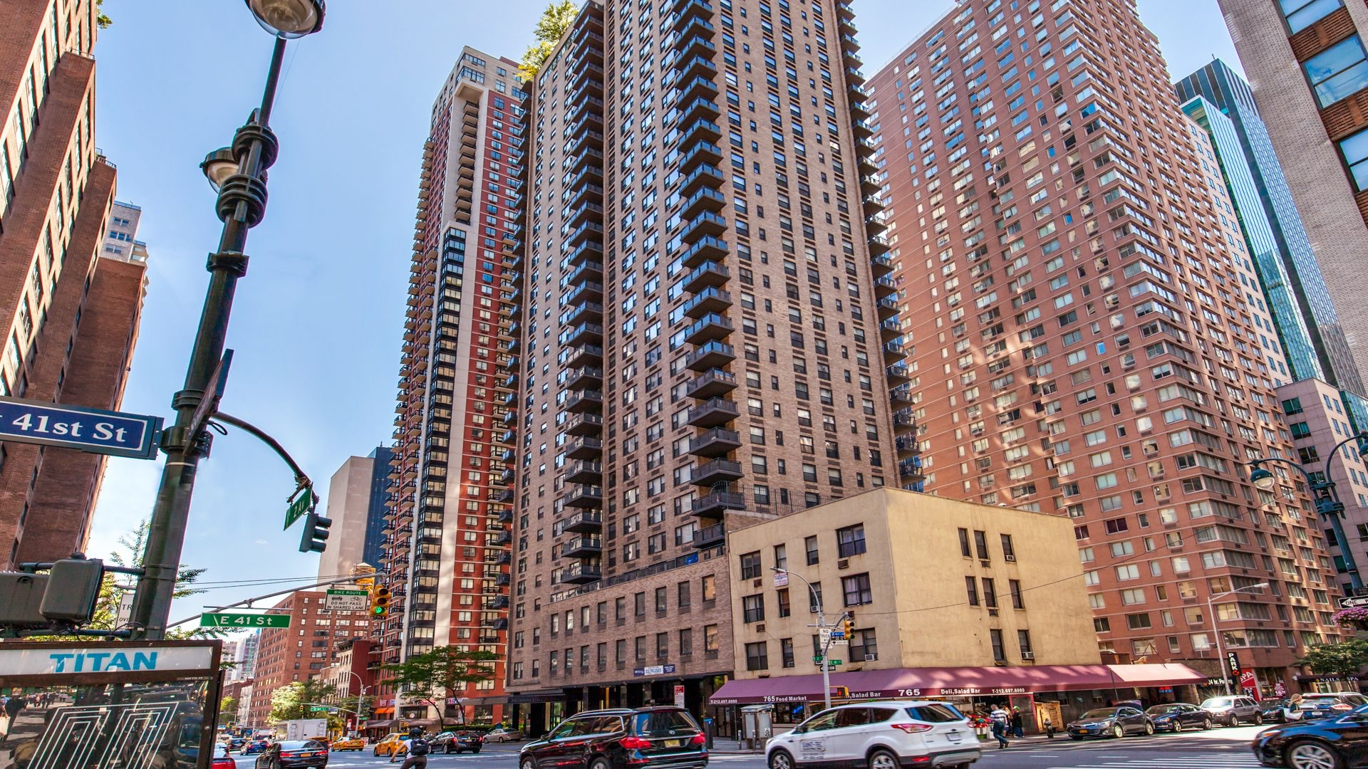 Murray Hill Tower 245 East 40th Street Nyc Rental
