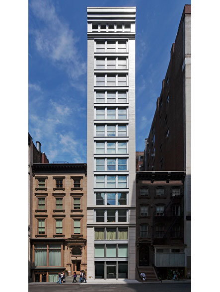 The Emory, 27 West 19th Street