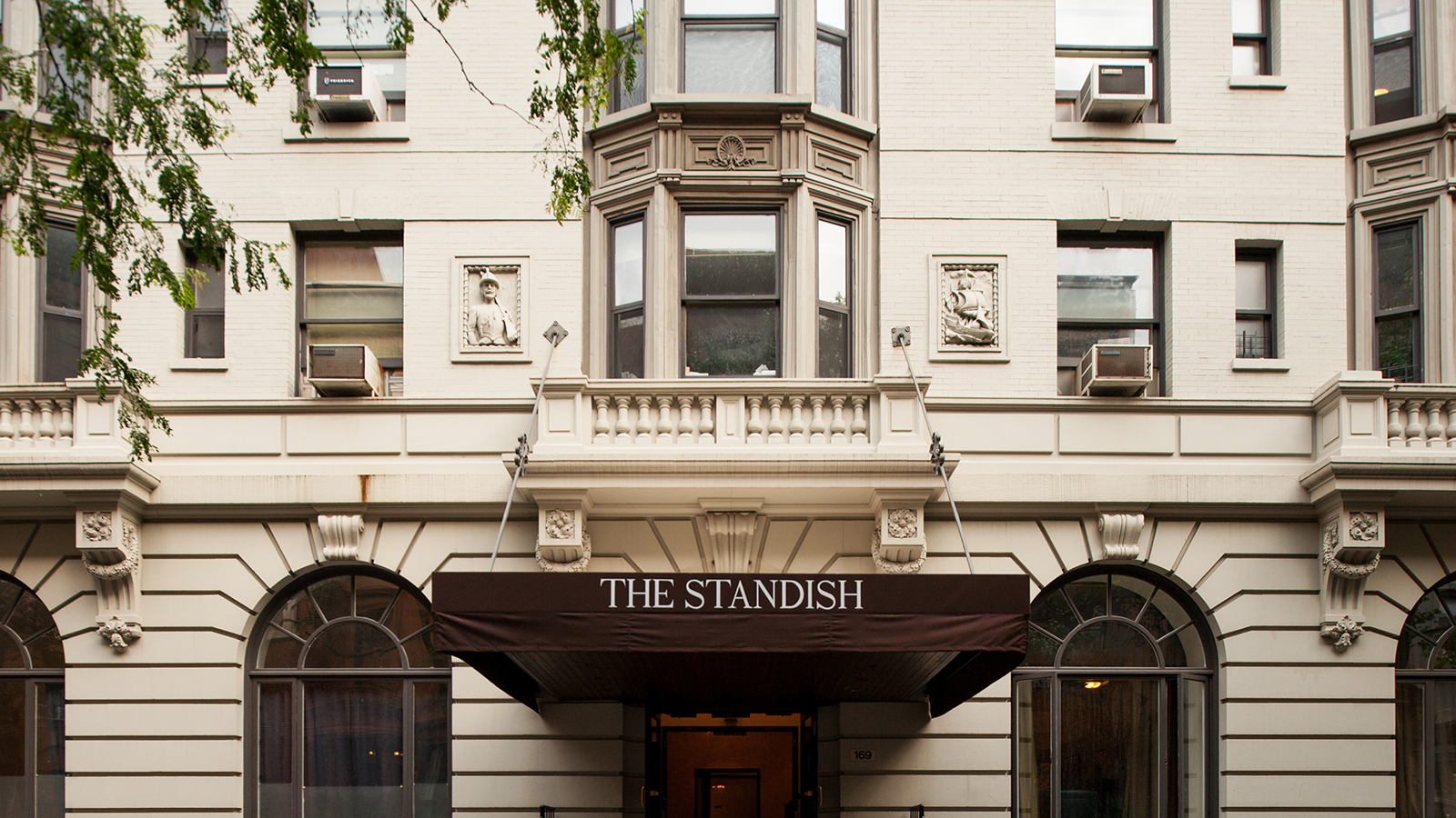 The Standish, 171 Columbia Heights