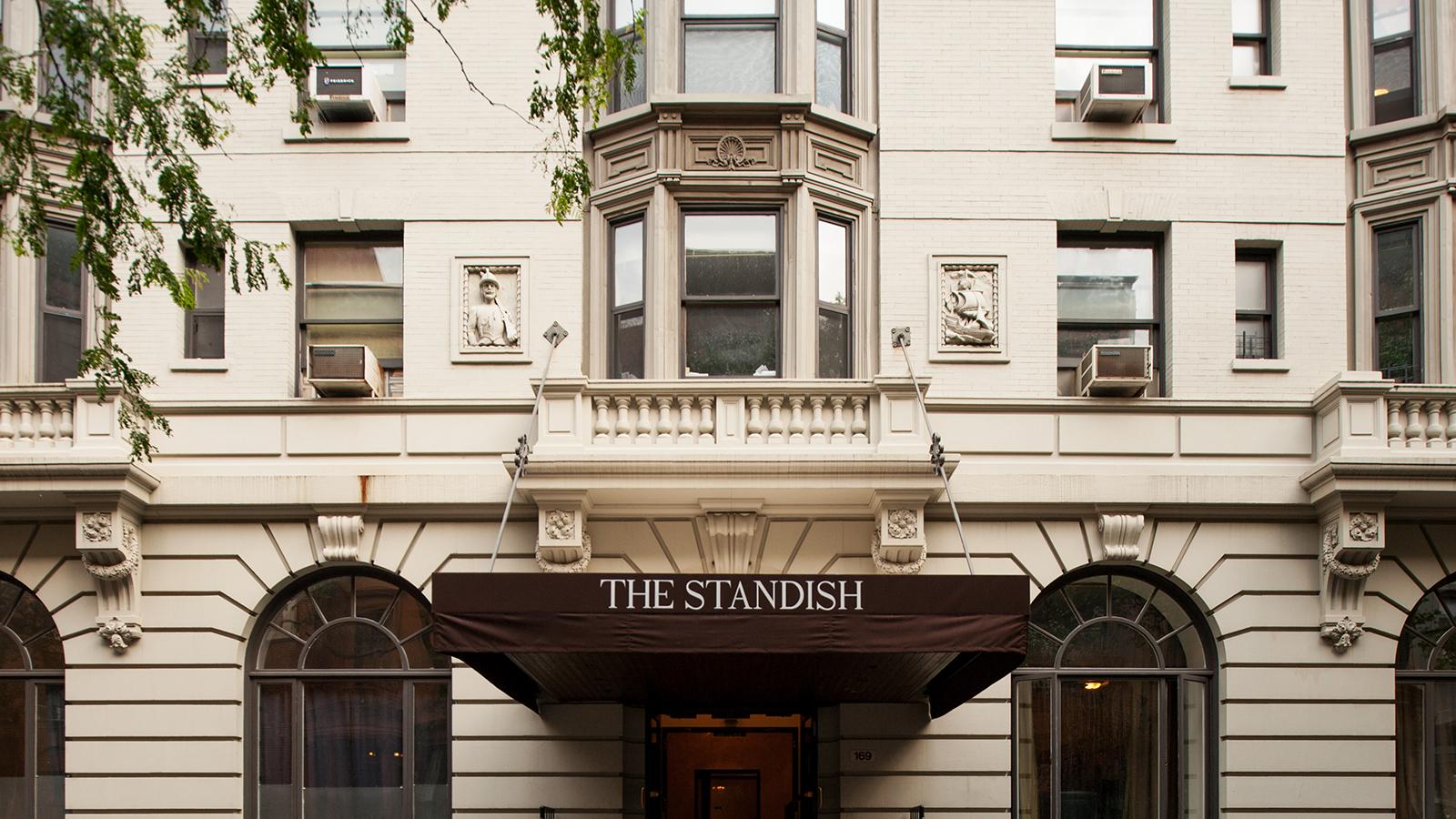 The Standish, 171 Columbia Heights