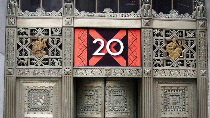 Twenty Exchange, 20 Exchange Place