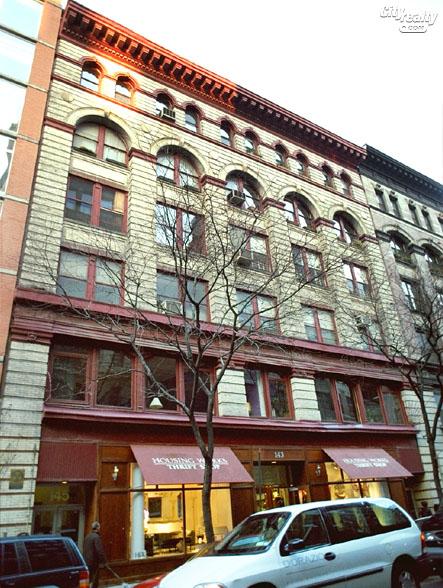 141 West 17th Street
