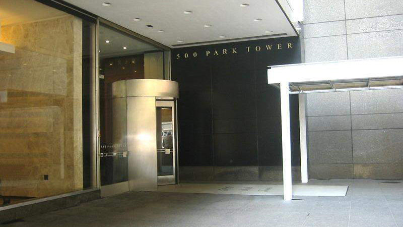 500 Park Tower, 500 Park Avenue
