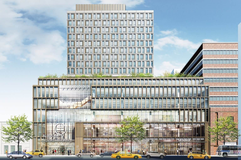 National Urban League Building, 121 West 125th Street