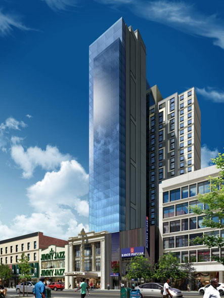 Victoria Tower Residences, 228 West 126th Street