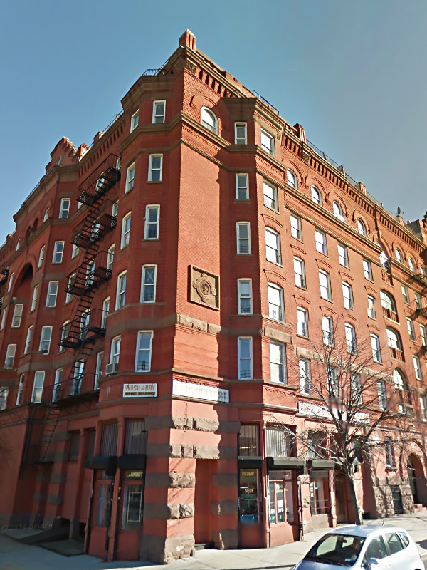 The Astral, 180 Franklin Street