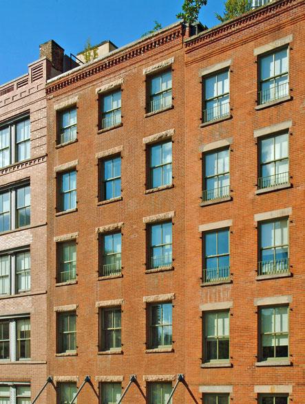 The Cobblestone Lofts, 28 Laight Street