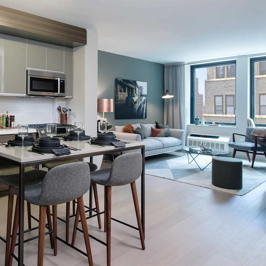 Nyc Rent Apartments: Chelsea29, 221 West 29th Street, NYC