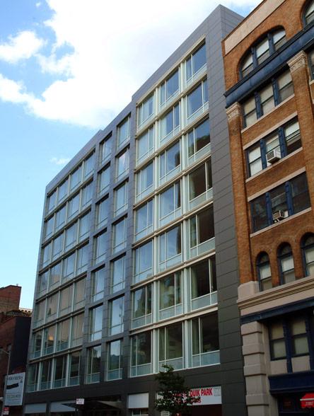 SoHo Mews, 311 West Broadway