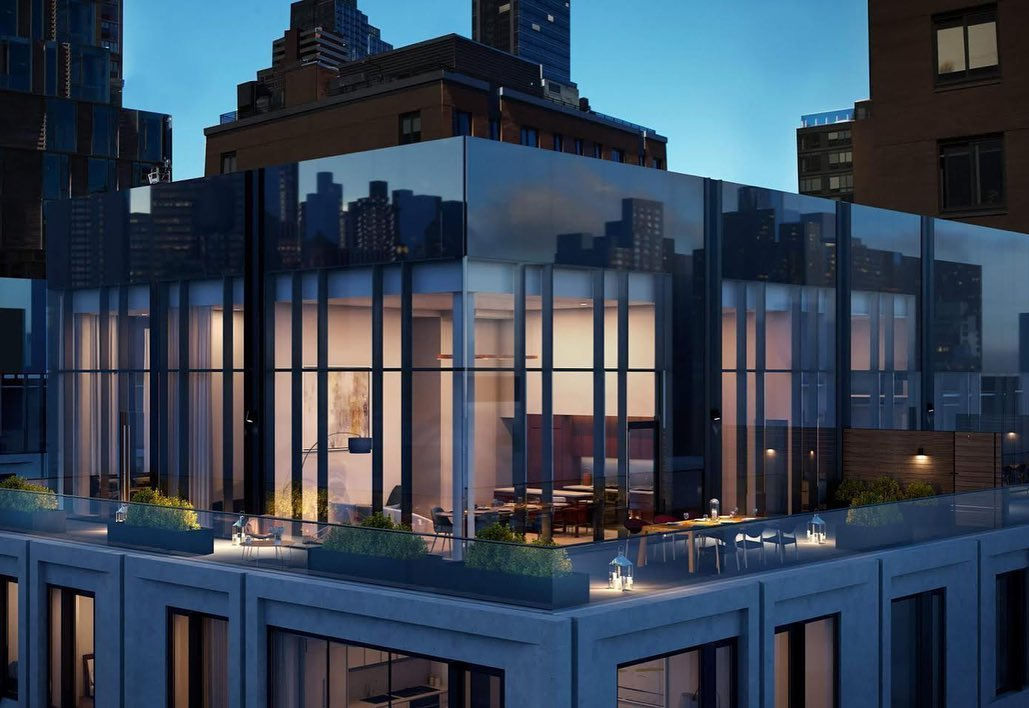Bloom on Forty Fifth, 500 West 45th Street