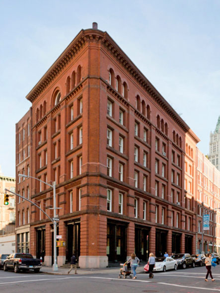 16 Hudson Street