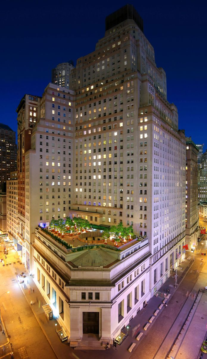 Downtown by Starck, 15 Broad Street
