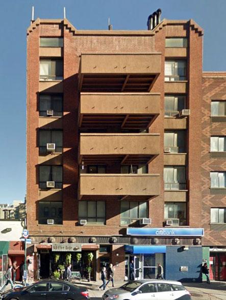 Hearth House, 50 Avenue A