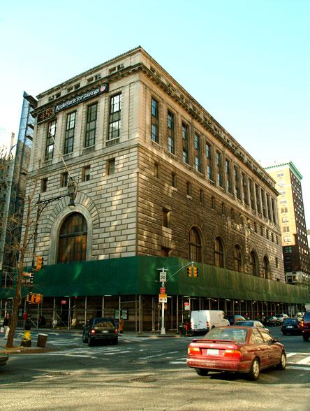 Apple Bank Building, 2112 Broadway
