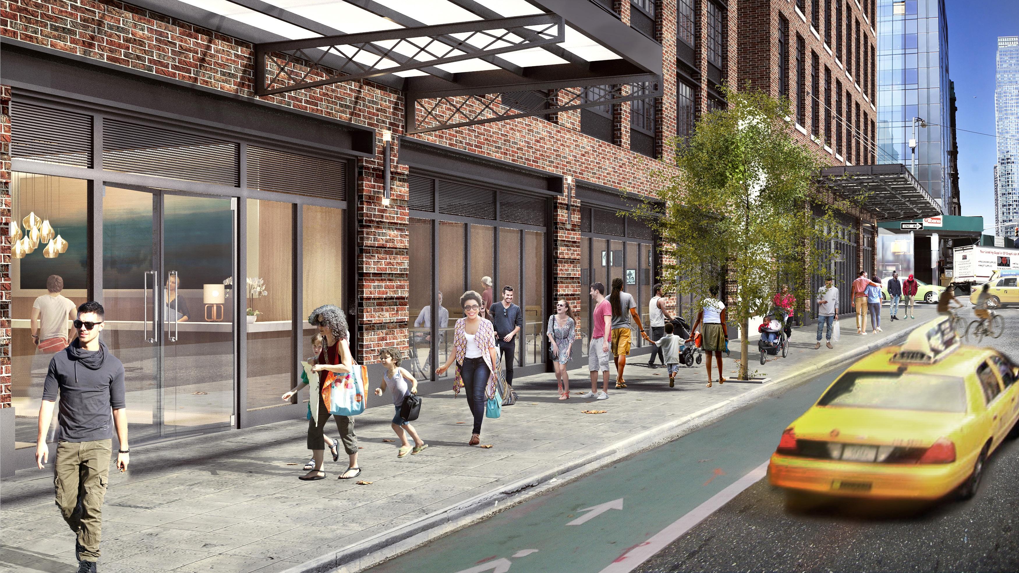 550 Tenth Avenue