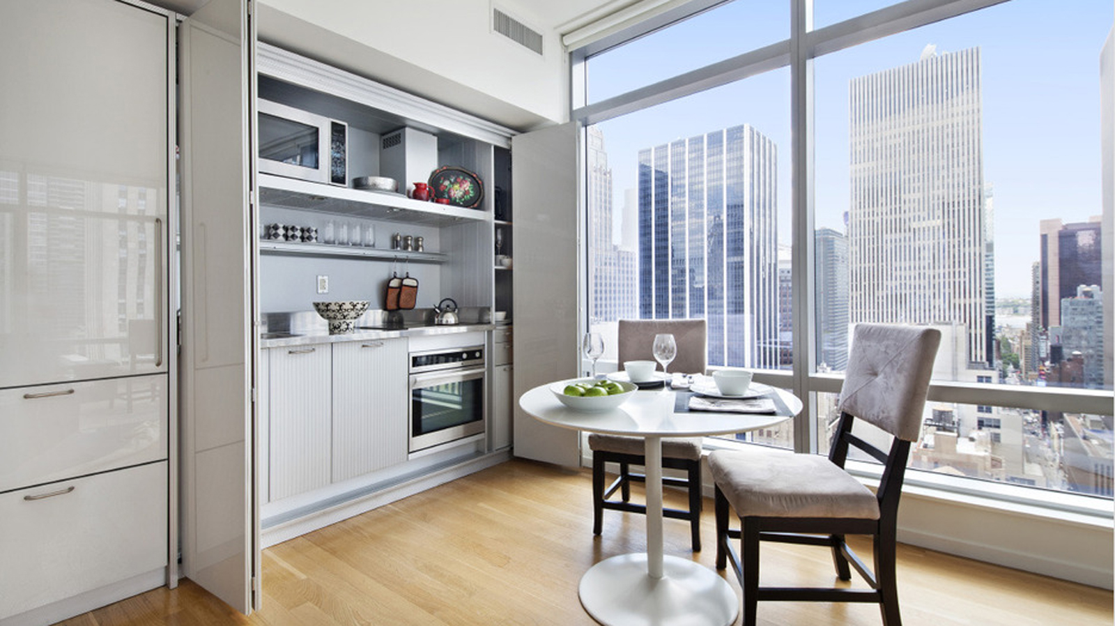 The Centria, 18 West 48th Street