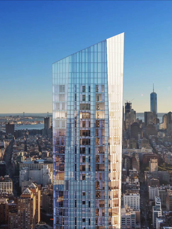 Madison Square Park Tower, 45 East 22nd Street