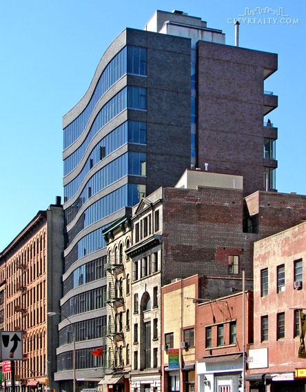 One Kenmare Square, 210 Lafayette Street