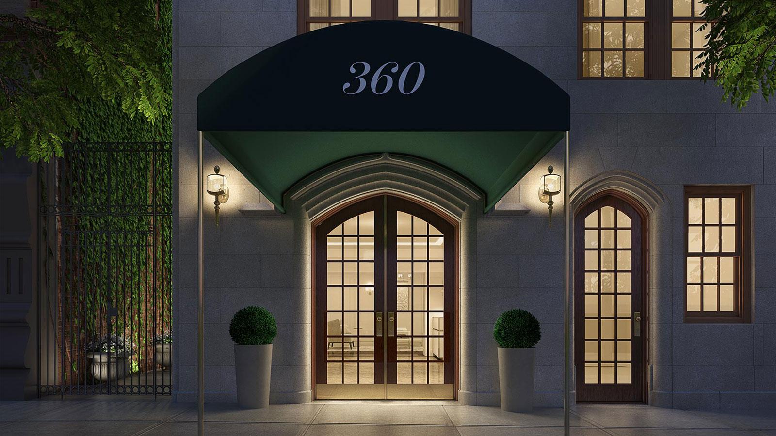 360 Central Park West