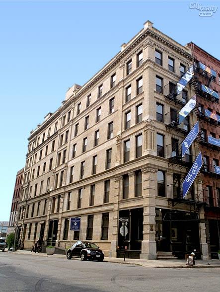 The SoCa Building - 130 Watts Street