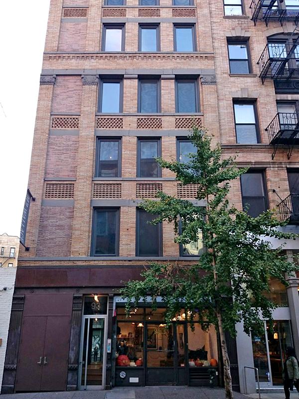 93 Crosby Street