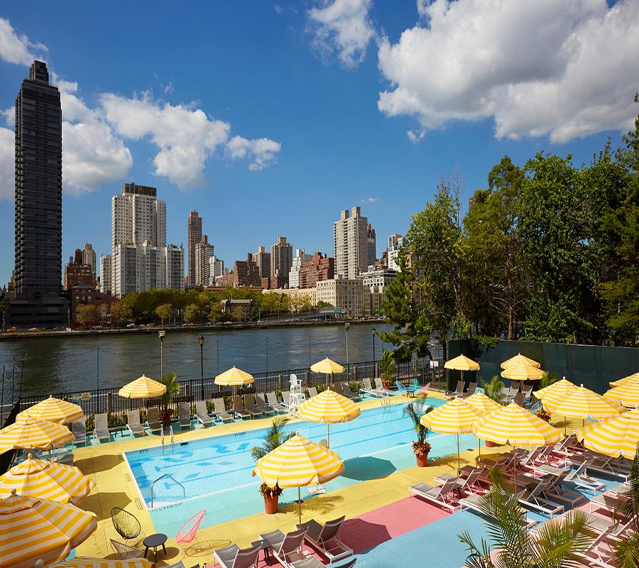 Roosevelt Island Apartments: Manhattan Park, 30 River Road, NYC