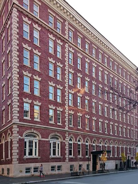 The Abingdon, 607 Hudson Street